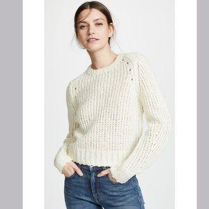 Rag & Bone Arizona Crew Sweater. Size XS. $350